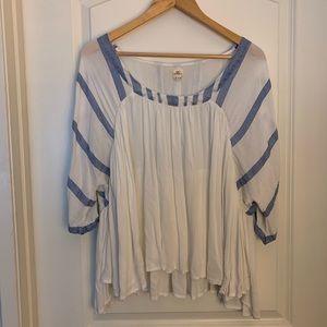 O'Neill blouse, size M